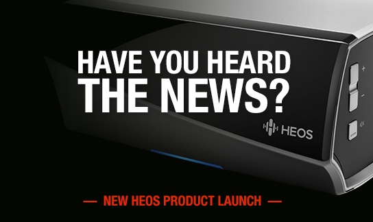Introducing: HEOS Amp & Link